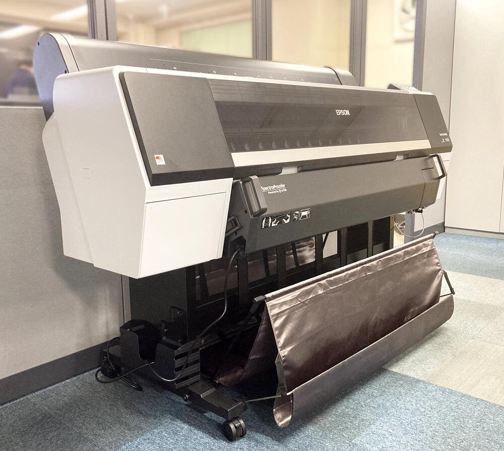 DDCP用大判インクジェットプリンター